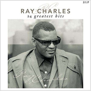 RAY CHARLES - 24 GREATEST HITS (2LP) VINYL
