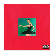 Load image into Gallery viewer, Kanye West - My Beautiful Dark Twisted Fantasy vinyl 3LP