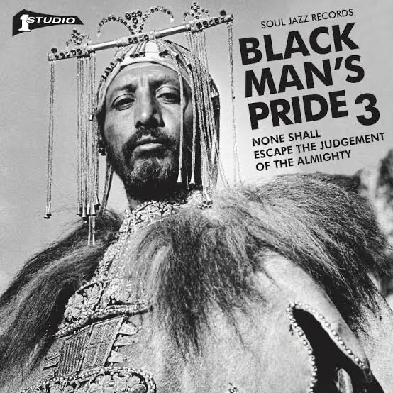 VARIOUS - BLACK MAN'S PRIDE 3: NONE SHALL ESCAPE THE JUDGEMENT OF THE ALMIGHTY (2LP) VINYL