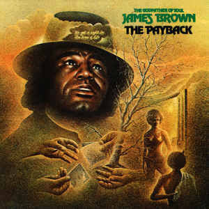 JAMES BROWN - THE PAYBACK VINYL