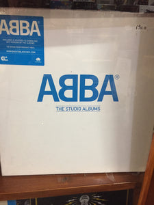 ABBA - THE STUDIO ALBUMS (8LP) VINYL BOX SET