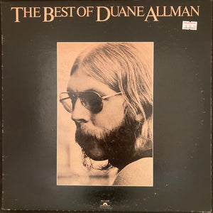 DUANE ALLMAN - THE BEST OF DUANE ALLMAN (USED VINYL 1979 US M-/EX)