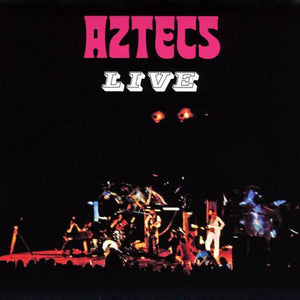 AZTECS - LIVE ‎CD