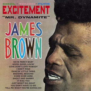 JAMES BROWN - MR. DYNAMITE VINYL