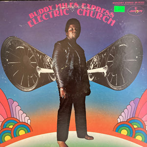 BUDDY MILES EXPRESS - ELECTRIC CHURCH (USED VINYL 1969 US EX-/VG+)