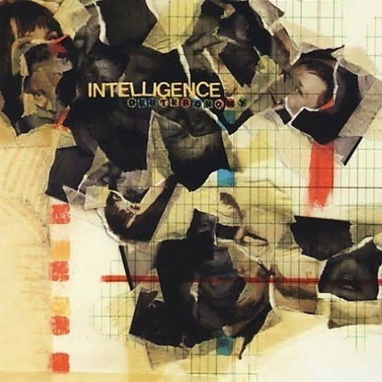 INTELLIGENCE - DEUTERONOMY VINYL