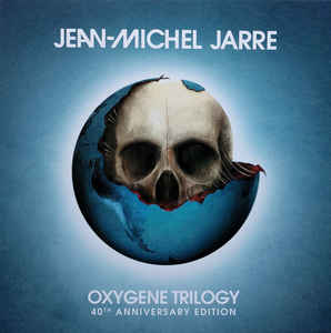 JEAN-MICHEL JARRE - OXYGENE TRILOGY (CLEAR 3LP/3CD) VINYL BOX SET