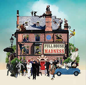 Madness ‎– Full House (The Very Best Of Madness) 4LP vinyl