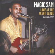 Load image into Gallery viewer, MAGIC SAM - LIVE AT THE AVANT GARDE (2LP) VINYL