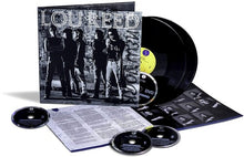 Load image into Gallery viewer, LOU REED - NEW YORK (DELUXE 2LP/3CD/DVD) VINYL BOX SET