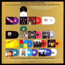 Load image into Gallery viewer, quEEN - STUDIO COLLECTION VINYL BOX SET