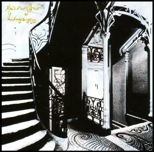 MAZZY STAR - SHE HANGS BRIGHTLY (GOLD COLOURED) VINYL