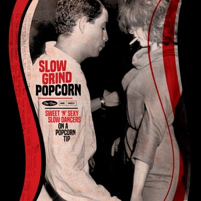 Various - Slow Grind Popcorn CD