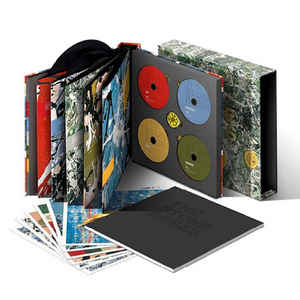 "STONE ROSES - THE STONE ROSES (LP/2X12""/3CD/DVD) VINYL BOX SET"