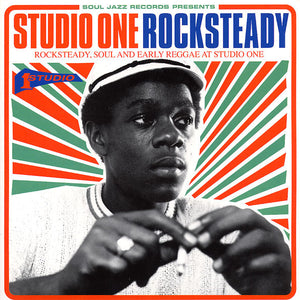 VARIOUS - STUDIO ONE ROCKSTEADY CD