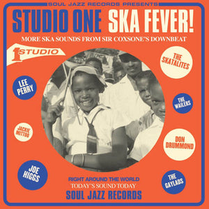 VARIOUS - STUDIO ONE SKA FEVER (2LP) VINYL