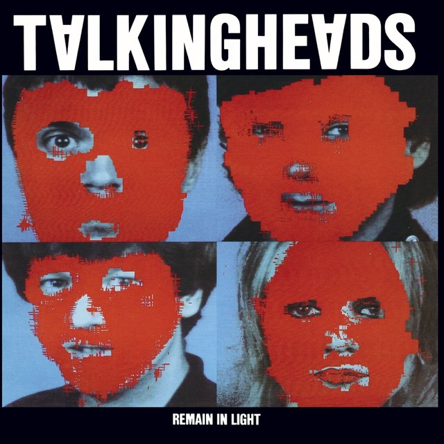 TALKING HEADS - REMAIN IN LIGHT VINYL