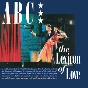 ABC - THE LEXICON OF LOVE VINYL