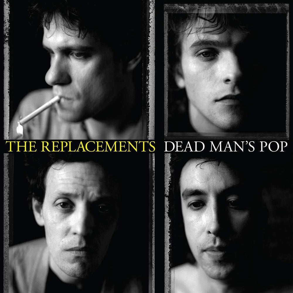 REPLACEMENTS - DEAD MAN'S POP (LP/4CD) VINYL BOX SET