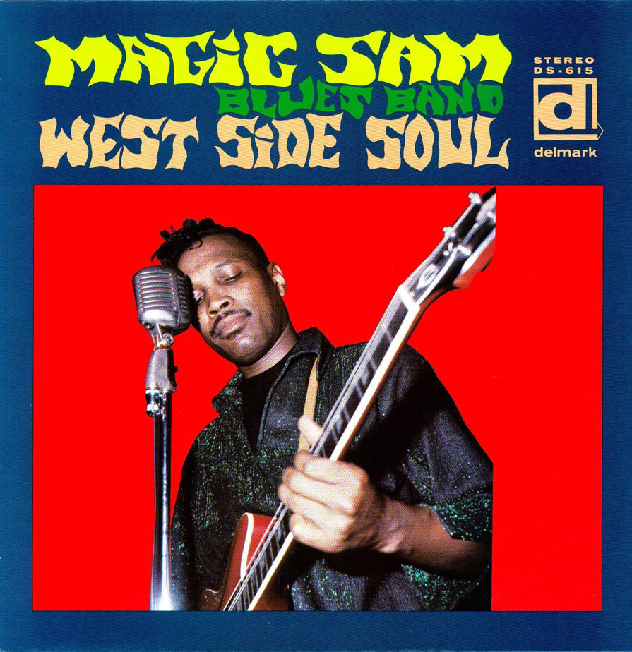 MAGIC SAM - WEST SIDE SOUL VINYL
