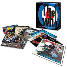Load image into Gallery viewer, WHO - THE STUDIO ALBUMS (11LP) VINYL BOX SET