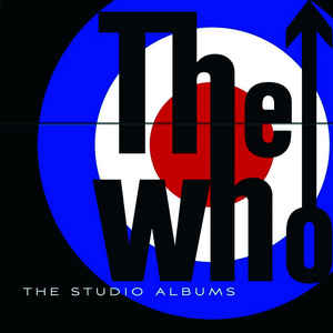 WHO - THE STUDIO ALBUMS (11LP) VINYL BOX SET