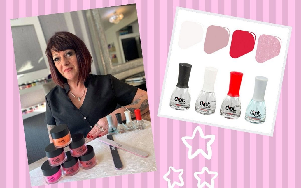 Mandy Kelly: Why my clients love Dipt nail products