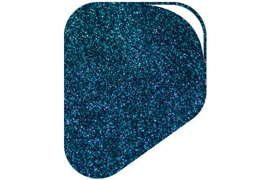 dipt jewel blue with glitter nail powder, glitter blue dip powder