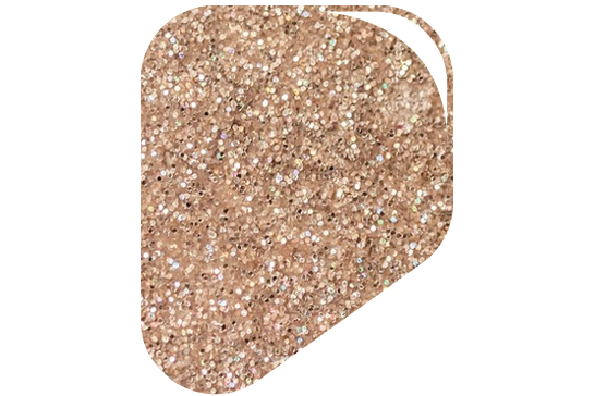 dipt golden pewter glitter nail powder, glittery gold dip powder