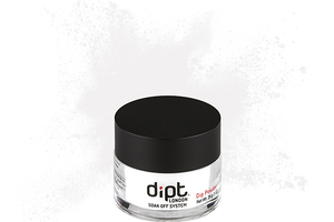 dipt pure white dip powder, white nail powder