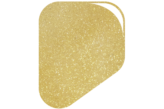dipt shimmery pale yellow dip powder, mustard yellow sparkly nail powder