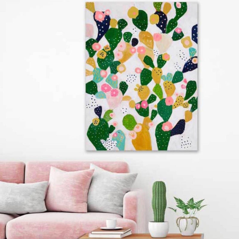 Paint a Cactus with Anna Swanson