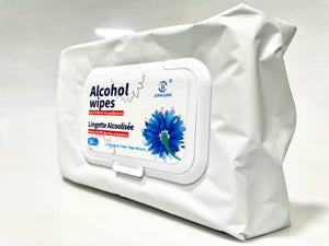 Antiseptic Alcohol Wipes - PPE