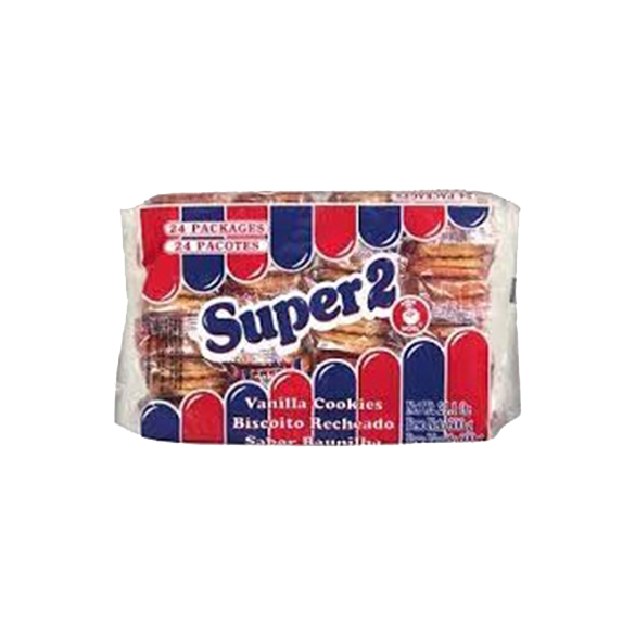 Super 2 (24 in a pack)