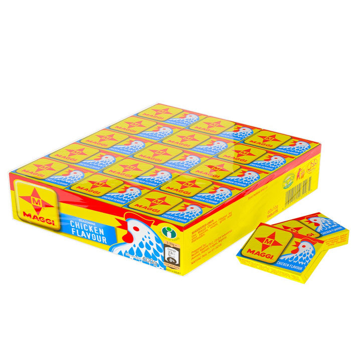 Maggi Chicken Cubes (pack of 60)