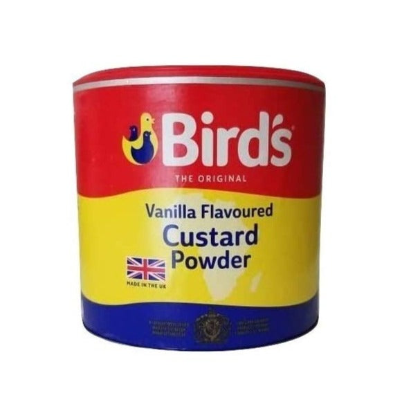 Bird's Custard Powder Vanilla Flavored 300g