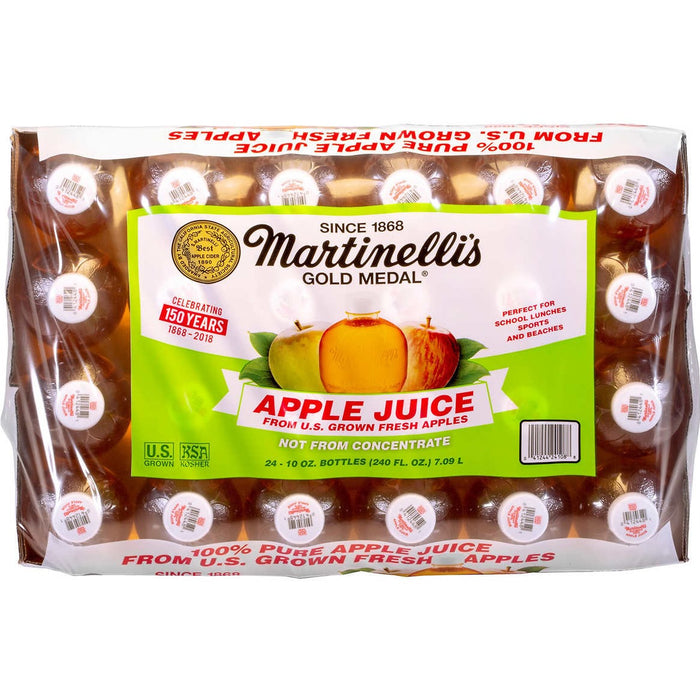 Martinelli's Apple Juice (pack of 24)