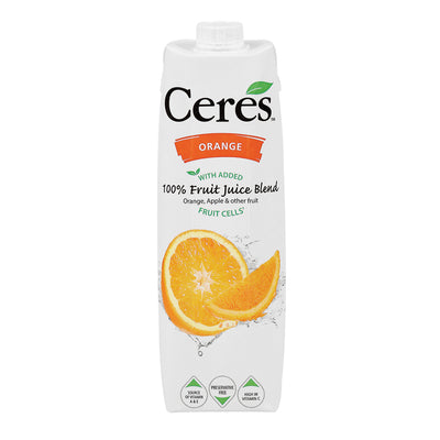 Ceres Fruit Juice Orange 1L