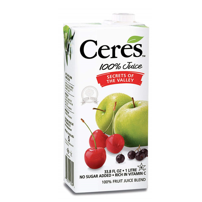 Ceres Fruit Juice Secrets of the Valley 1L