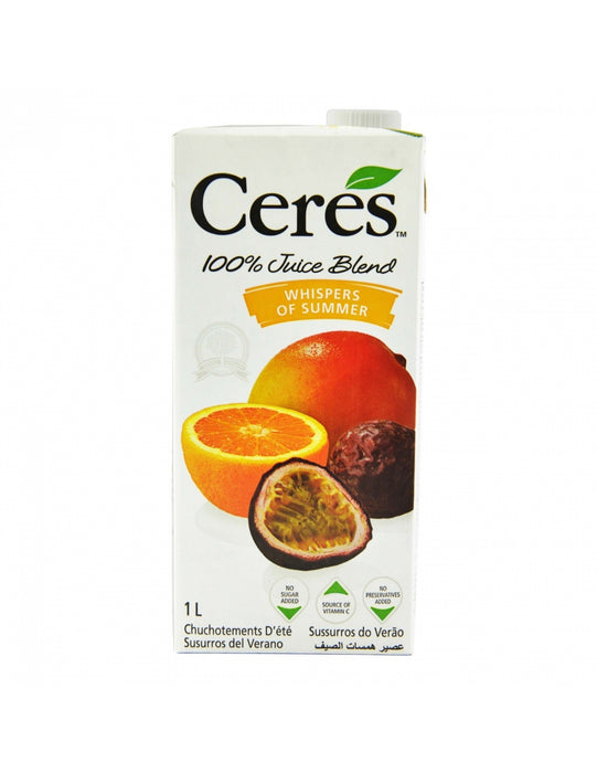 Ceres Fruit Juice Whispers of Summer 1L