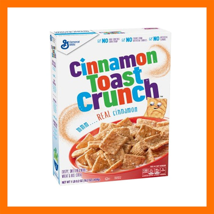 Cinnamon Toast Crunch 1.4kg (General Mills)