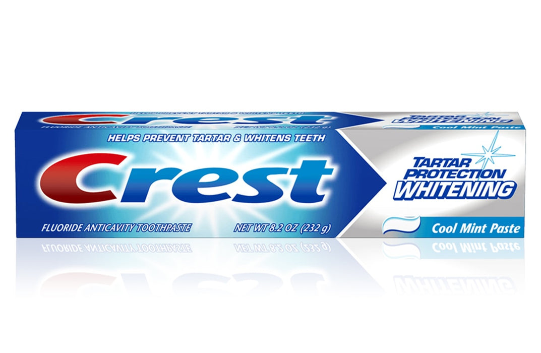 Crest Tartar Protection Whitening Toothpaste 181g