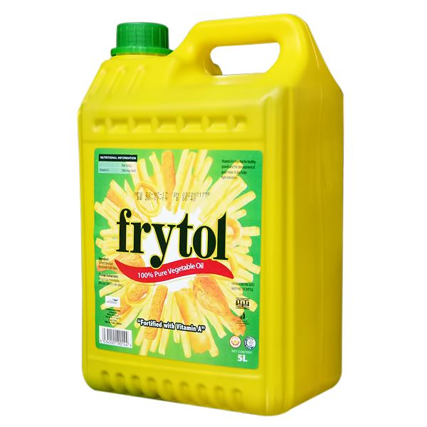 Frytol Vegetable Oil 5L