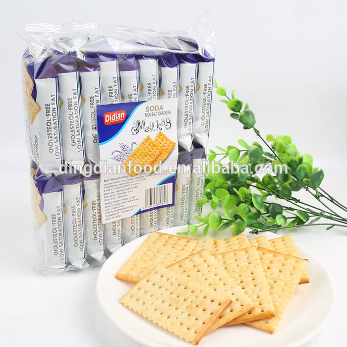 Milk Salt Soda Crackers Mei Jan 18x25g