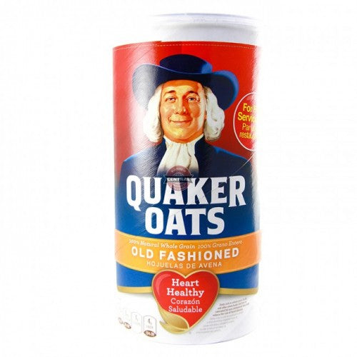 Quaker Oats Old Fashioned Oats, 1.19kg