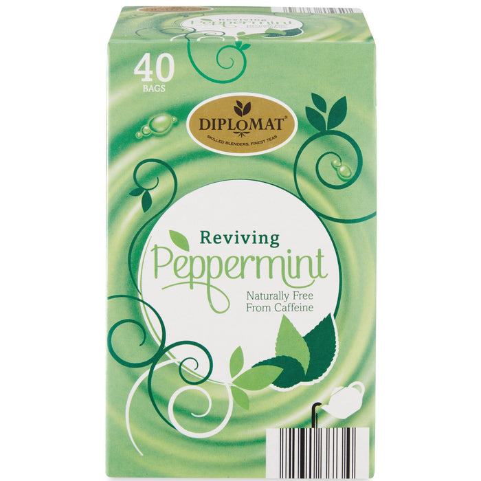 Diplomat Peppermint Tea 40 bags