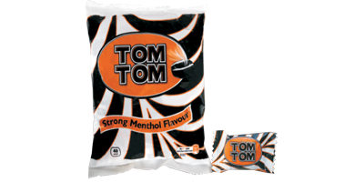 Tom Tom Mint Candy