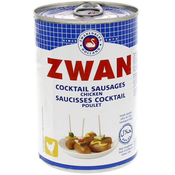 Zwan Cocktail Sausage Chicken 400g