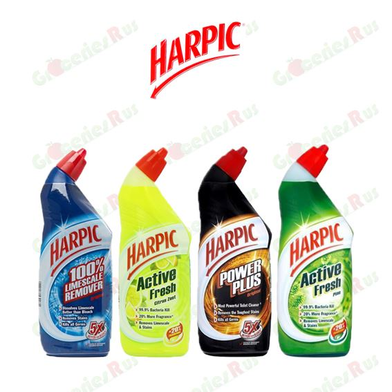 Harpic Liquid Active Fresh (Mixed) 750ml