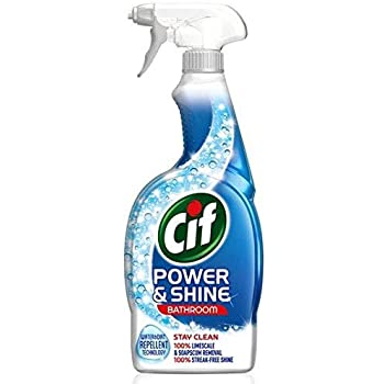 Cif Power & Shine Bathroom Spray